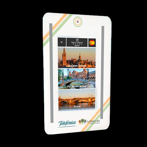 Recepcionista digital para hoteles
